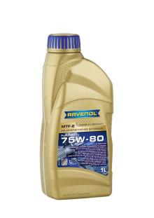 Трансмиссионное масло RAVENOL MTF-2 75w80