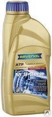 Трансмиссионное масло RAVENOL ATF M 9 Serie
