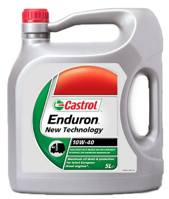 Моторное масло CASTROL Vecton 10W-40 Enduron Global