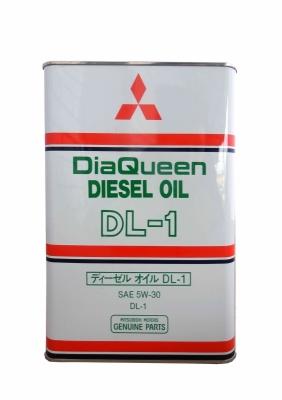 Моторное масло MITSUBISHI 5W-30 DL-1