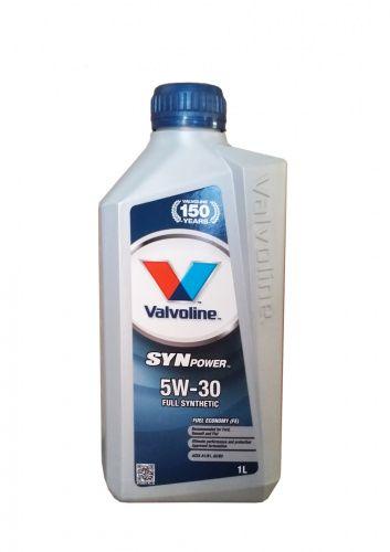 Моторное масло VALVOLINE Synpower FE 5w30