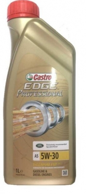 Моторное масло CASTROL EDGE Professional 5W30 Land RoverA5/B5 Titanium