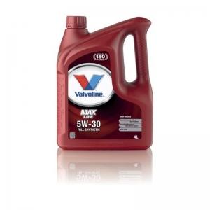 Моторное масло VALVOLINE Maxlife 5w30