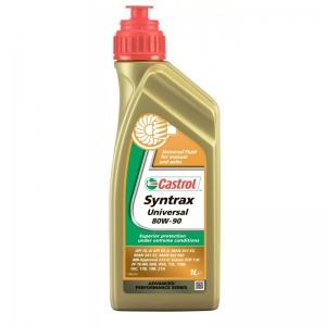 Трансмиссионное масло CASTROL Syntrax Universal 80w90