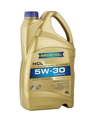 Моторное масло RAVENOL 5W30 HCL SAE