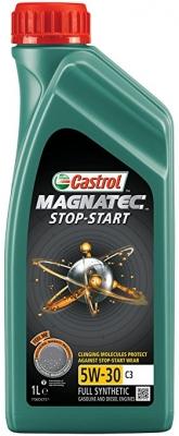 Моторное масло CASTROL Magnatec Stop-Start 5W-30 C3