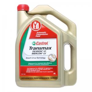 Трансмиссионное масло CASTROL Transmax Dexron-VI Mercon LV