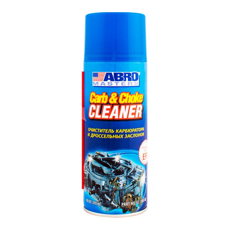 Очиститель карбюратора ABRO CC 100 R 283гр