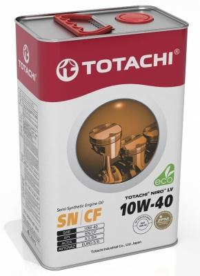 Моторное масло TOTACHI 10w40 Niro LV