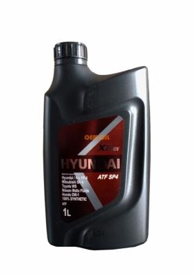 Жидкость для АКПП HYUNDAI Xteer ATF SP-4