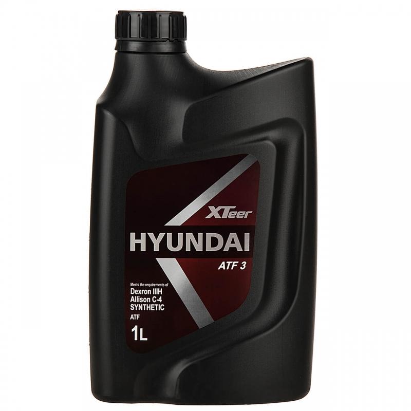 Жидкость для АКПП HYUNDAI Xteer ATF 3