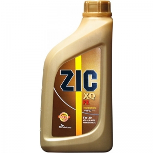 Моторное масло ZIC XQ 5w30 FE