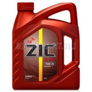 Трансмиссионное масло ZIC 75W85 G-FF