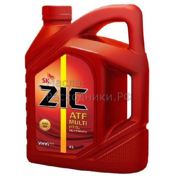 Трансмиссионное масло ZIC ATF Multi HT