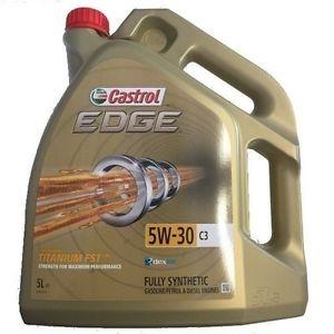 Моторное масло CASTROL EDGE 5W30 C3