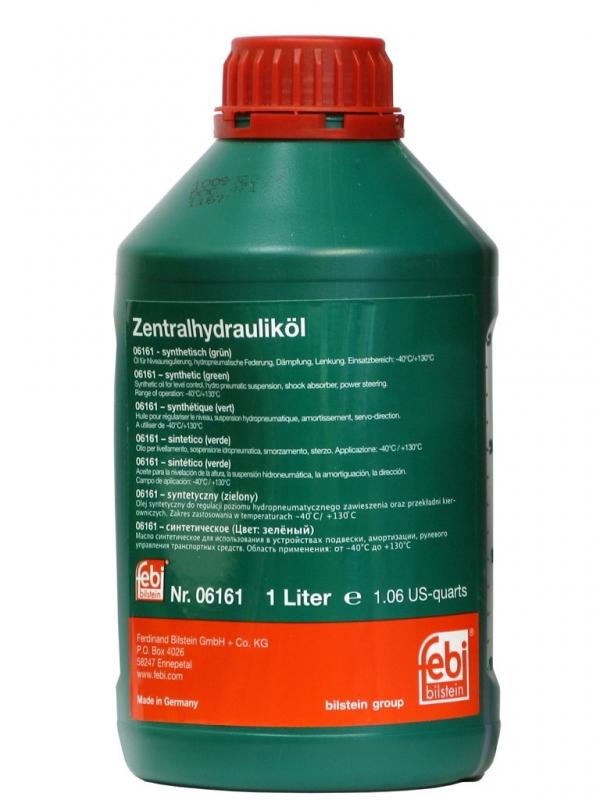 Жидкость ГУР FEBI Зеленый 1л