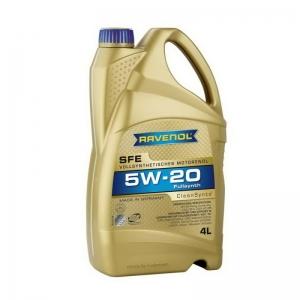 Моторное масло RAVENOL 5w20 SFE SAE