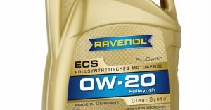 Моторное масло RAVENOL 0w20 ECS EcoSynth SAE