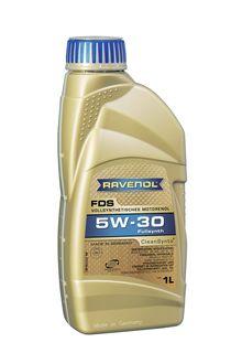 Моторное масло RAVENOL 5w30 FDS SAE