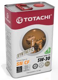Моторное масло TOTACHI 5w30 NIRO LV
