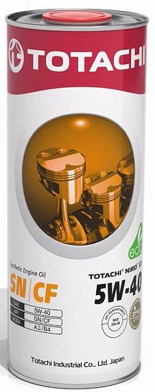 Моторное масло TOTACHI 5w40 NIRO LV