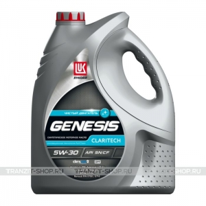 Моторное масло LUKOIL 5W30 Genesis Claritech