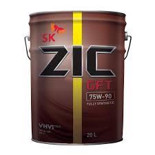 Трансмиссионное масло ZIC 75W90 GFT