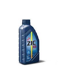 Моторное масло ZIC X5 10w40 LPG SM