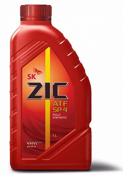 Трансмиссионное масло ZIC ATF SP 4