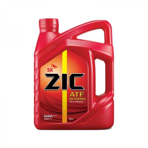 Трансмиссионное масло ZIC ATF Dexron 6
