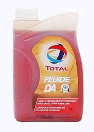 Трансмиссионное масло TOTAL FLUIDE DA