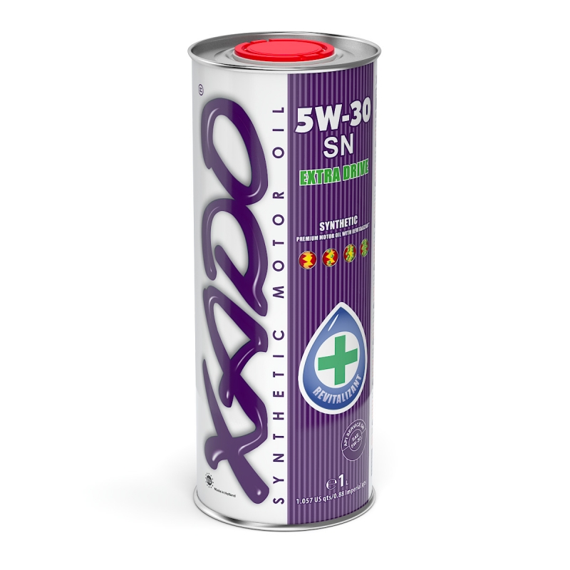 Моторное масло ХАДО 5w30 SN atomic Oil