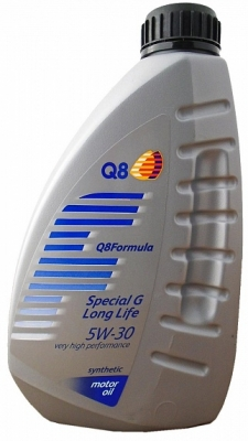 Моторное масло Q8 Oils Special G Long Life 5w30