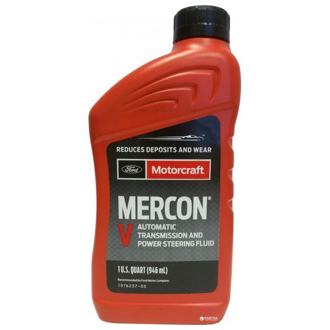 Трансмиссионное масло FORD ATF/PSF Mercon V