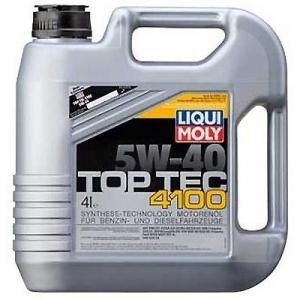 Моторное масло LIQUI MOLY top tec 4100 5w40
