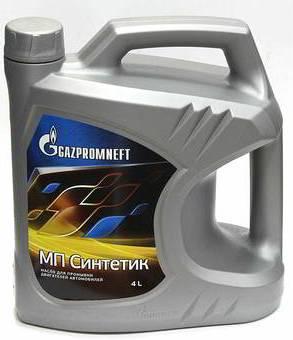 Промывочное масло GAZPROMNEFT МП