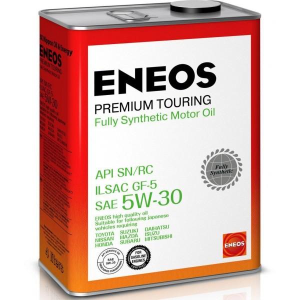 Моторное масло ENEOS 5W30 SN Premium Touring