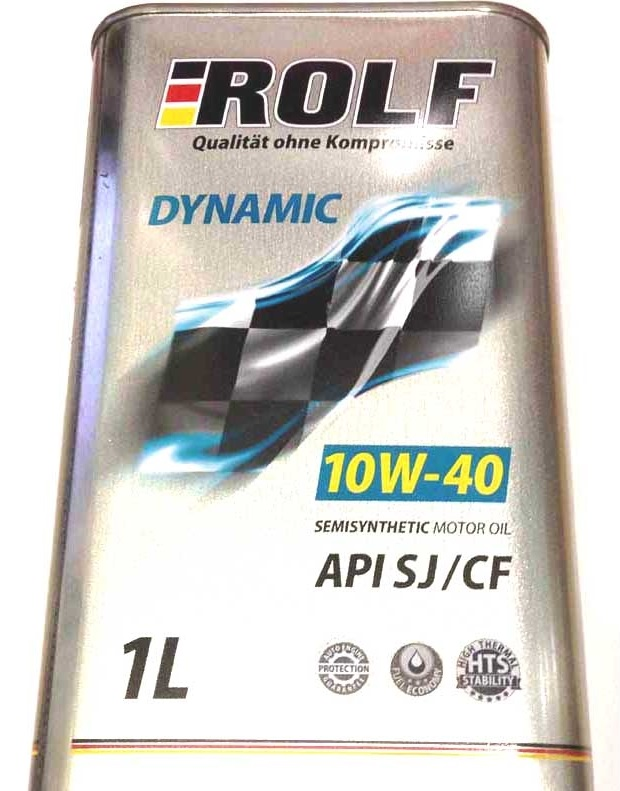 ROLF Dynamic 10W-40 SJ/CF