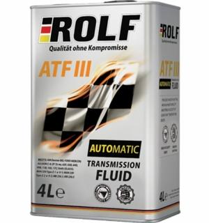 ROLF ATF III