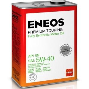 Моторное масло ENEOS 5W40 SN Premium Touring