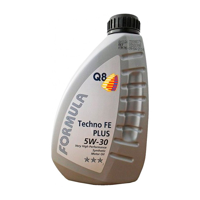 Моторное масло Q8 Oils F Techno Fe Plus 5W-30