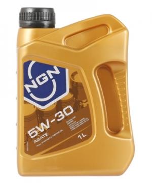 Моторное масло NGN 5w30 Agate SL/CF