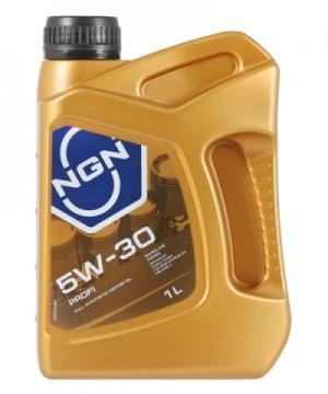 Моторное масло NGN 5w30 Profi SN/CF
