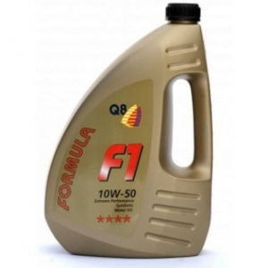 Моторное масло Q8 Oils F F1 10W-50