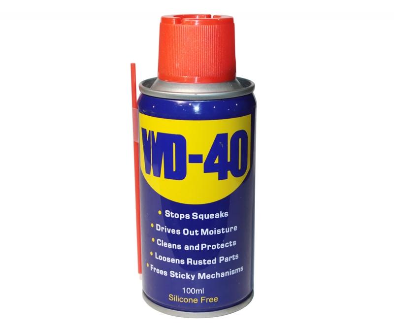 Смазка универсальная аэрозоль WD 40 100 мл