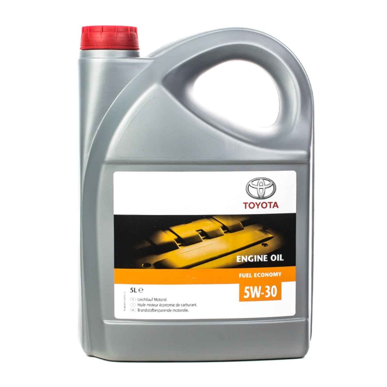 Моторное масло TOYOTA Fuel Economy 5w30 08880-80845