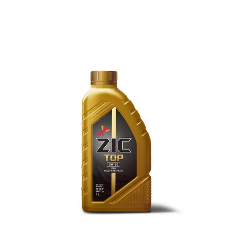 Масло ZIC 5w30 top C3,504/507 1л (Синтетика)