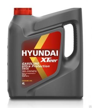 Масло HYUNDAI 5W30 Xteer Gasoline Ultra Protection 4л (Синтетика)