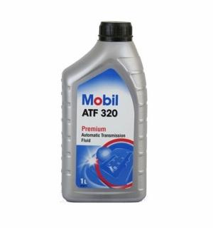 Трансмиссионное масло MOBIL ATF 320 1л (Минеральное)