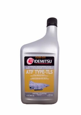 Трансмиссионное масло IDEMITSU ATF TYPE-TLS 0,946л (Синтетика)